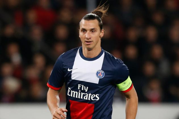 Zlatan on Aging: 'The Older I Get the Better I Get'