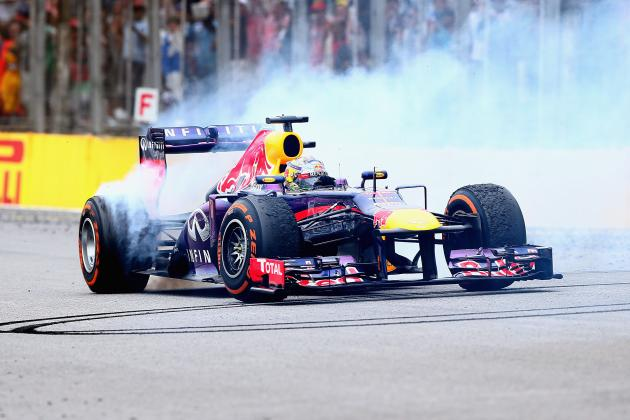 Red Bull F1 Team Reshuffles After Tech Staff Exits