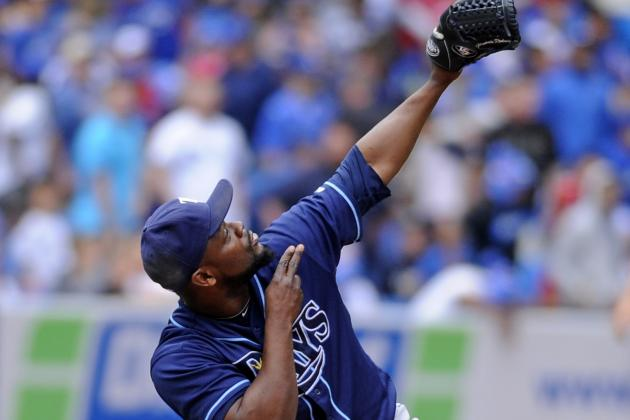 Orioles Looking at Fernando Rodney as Grant Balfour Alternative