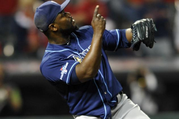 Orioles Expected to Turn Focus to Ex-Rays Closer Fernando Rodney, Source Says