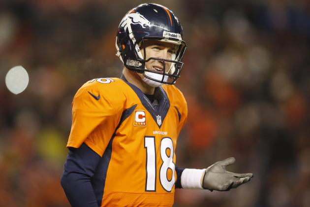 NFL MVP Race 2013: Updated Odds Heading into Week 16