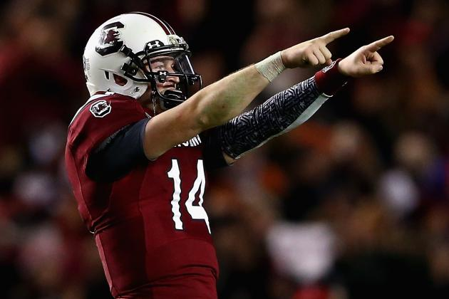 South Carolina's Connor Shaw Should Be Remembered as an Elite College QB