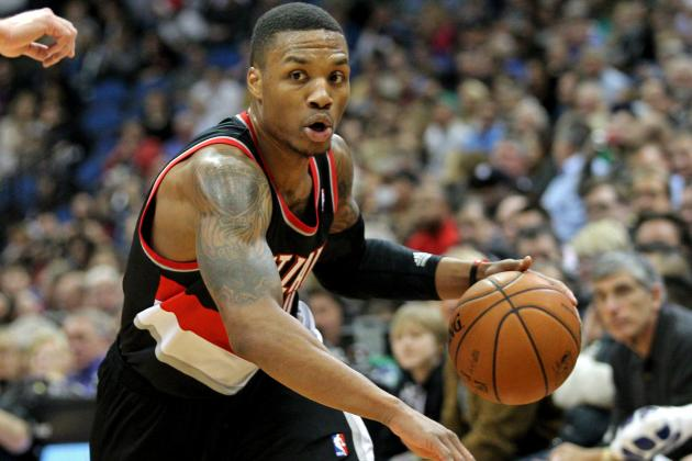 Damian Lillard Is Latest Athlete to Spread Joy with Shopping Spree for Kids