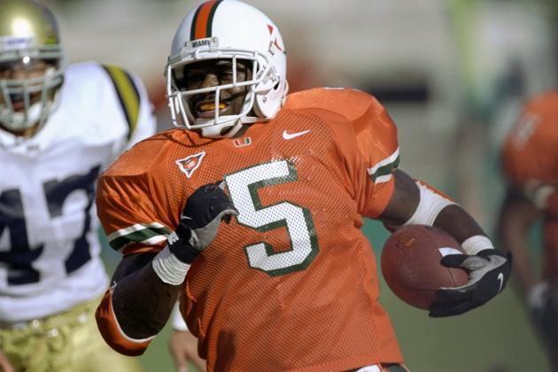 Miami Football: How Duke Johnson Is the