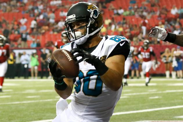 Jaguars Make Roster Moves