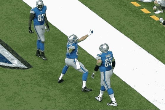 Wall Street Journal Breaks Down Every NFL Touchdown Celebration of 2013