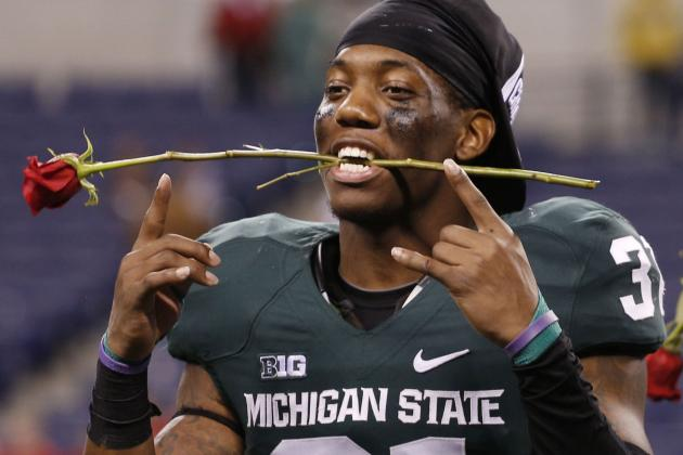 Michigan State CB Darqueze Dennard
