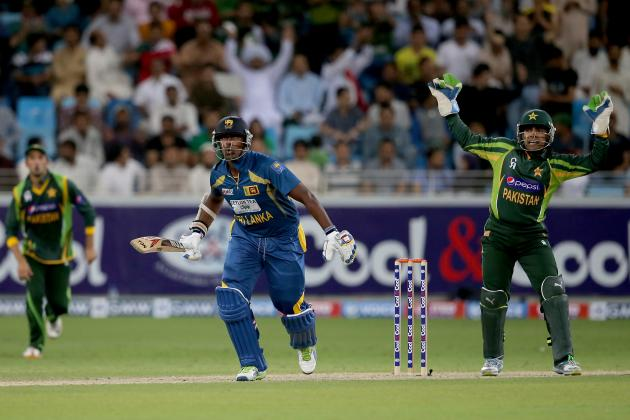 Pakistan vs. Sri Lanka, 2nd ODI: Scorecard and Report from Dubai