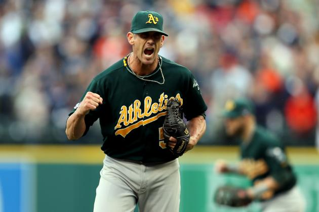 Grant Balfour Loses Deal with Baltimore Orioles After Problem with Physical