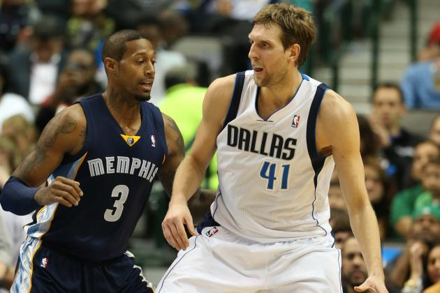 Well-Rested Dirk Will Benefit from Long Break
