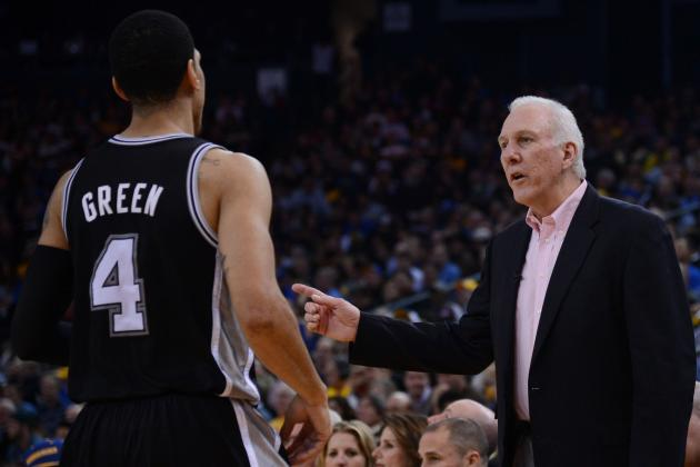 Half-Spurs' Brilliance Once Again Validates Pop's Decision
