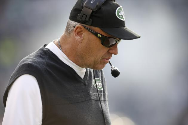Time for the New York Jets to Move on from Rex Ryan