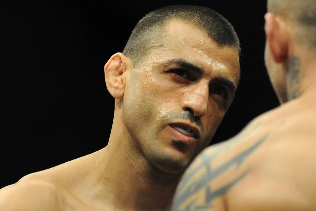 George Sotiropoulos, Rosi Sexton, Alessio Sakara Released by UFC