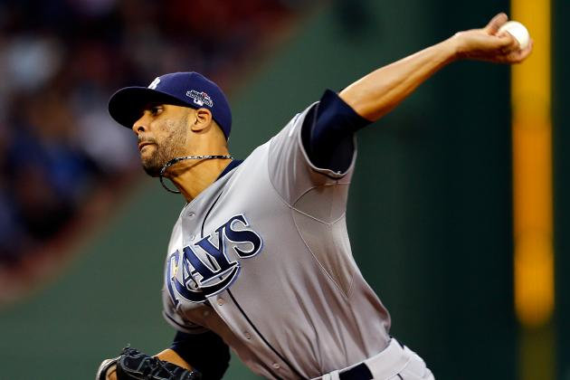 What Would It Take for the Dodgers to Land David Price?