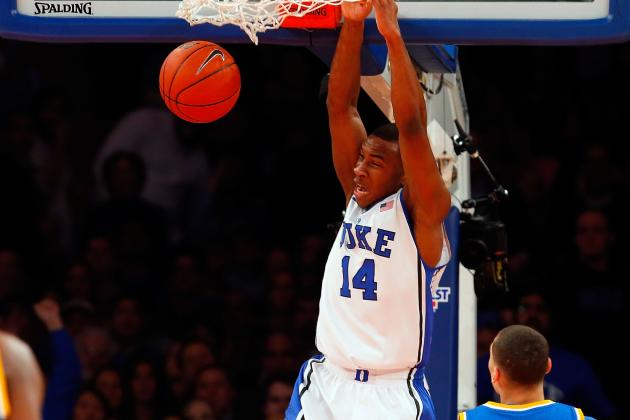 Duke's Sulaimon Returns to Playmaking Ways Against UCLA