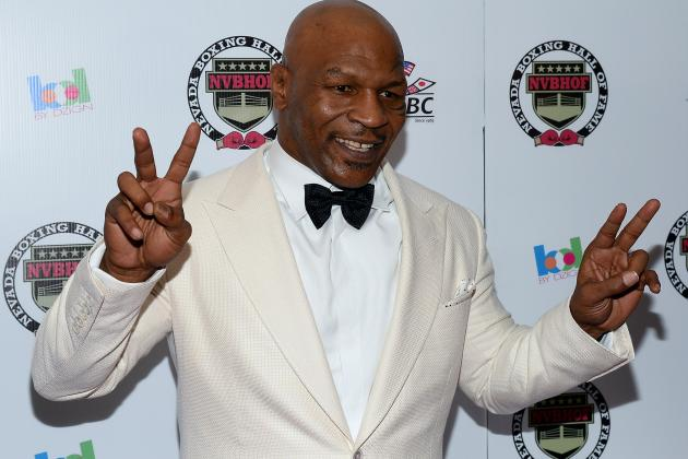 Mike Tyson Opens Up in Interview with Rachel Nichols on CNN's 'Unguarded'