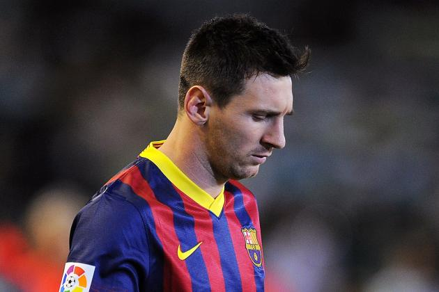 Barcelona Injury News: Lionel Messi Enters the Final Stages of His Recovery