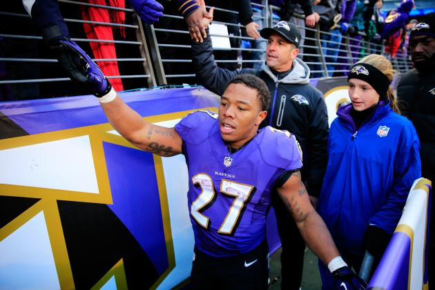 Ray Rice Injury: Updates on Ravens RB's Thigh and Return