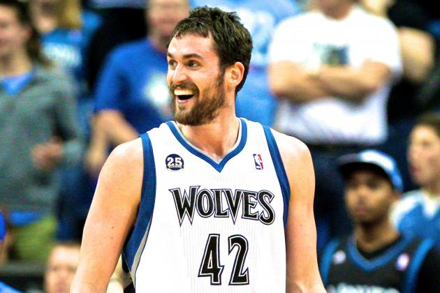 Why Kevin Love as Lakers' Next Superstar Makes Too Much Sense Not to Happen