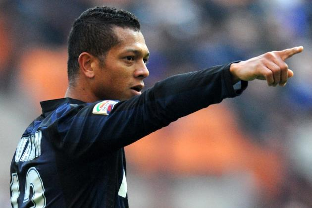 How Chelsea Transfer Target Fredy Guarin Would Fit into Jose Mourinho's Plans