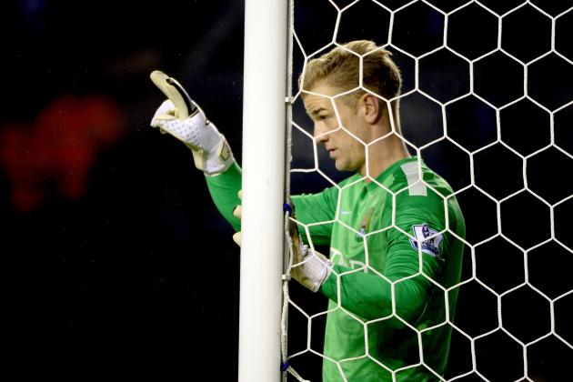Pellegrini's Timing Perfect, so Joe Hart Must Make Premier League Return Count