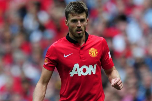 David Moyes Should Use His Christmas Wish to Speed Up Michael Carrick's Return