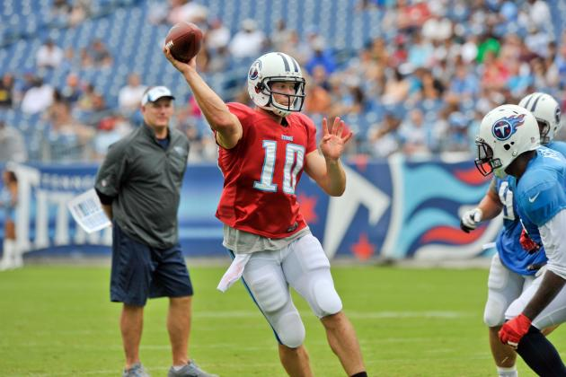 Can the Tennessee Titans Really Build Around Jake Locker, Mike Munchak?