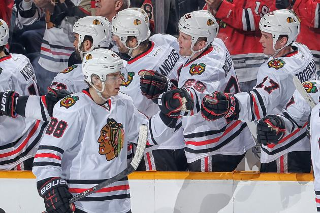 Blackhawks Fall to Canucks 3-2 in Shootout