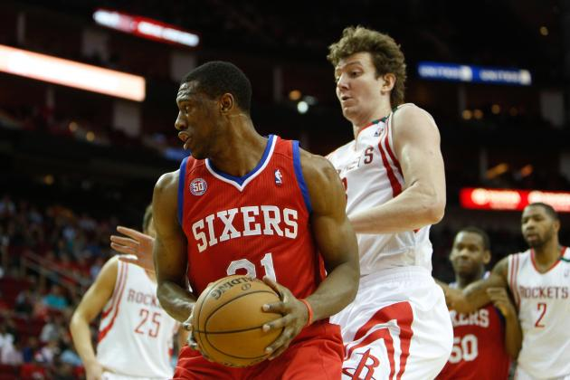 Omer Asik-Thaddeus Young Trade Would Be Win-Win for Rockets, Sixers