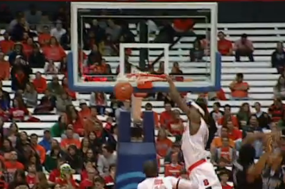 Video: Syracuse's C.J. Fair Throws Down Monstrous Dunk vs. High Point