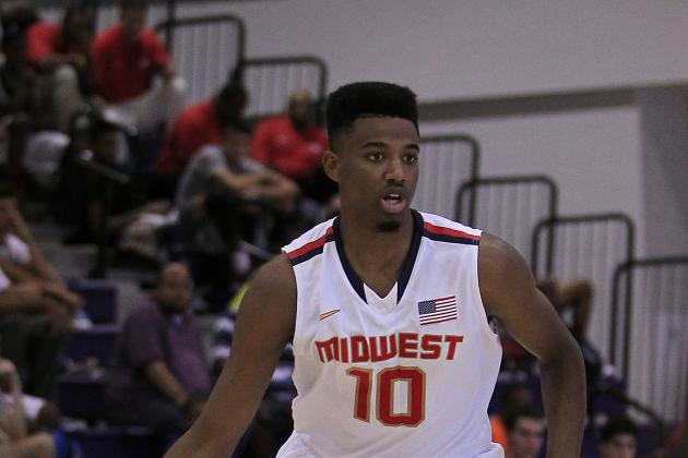 Kansas, West Virginia in Hot Pursuit of JaQuan Lyle