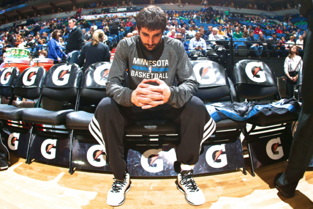 Will Ricky Rubio Ever Live Up to the Hype?