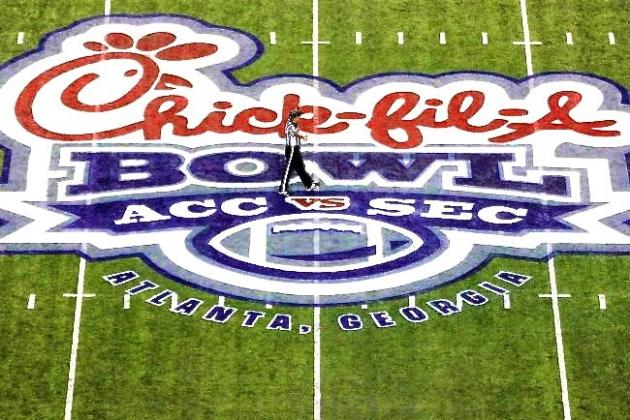 Chick-Fil-A Bowl Closes One Chapter While Preparing for Another