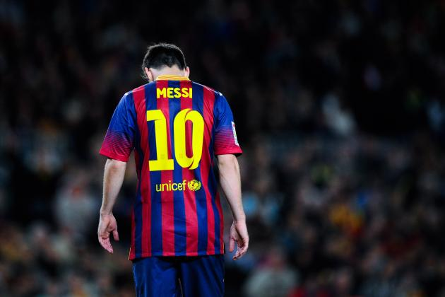 Are There Signs the World Is Turning Against Lionel Messi?