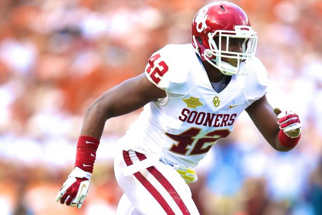 No Corey Nelson? Oklahoma Is in Great Hands with LB Dominique Alexander