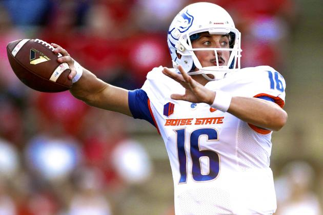 Boise State QB Joe Southwick Reportedly Sent Home from Hawaii Bowl