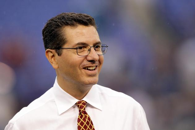 Are the Washington Redskins Doomed with Dan Snyder at the Helm?