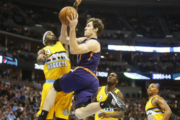 Phoenix Suns Usurp Denver Nuggets' Role as West Team Too Deep to Overlook