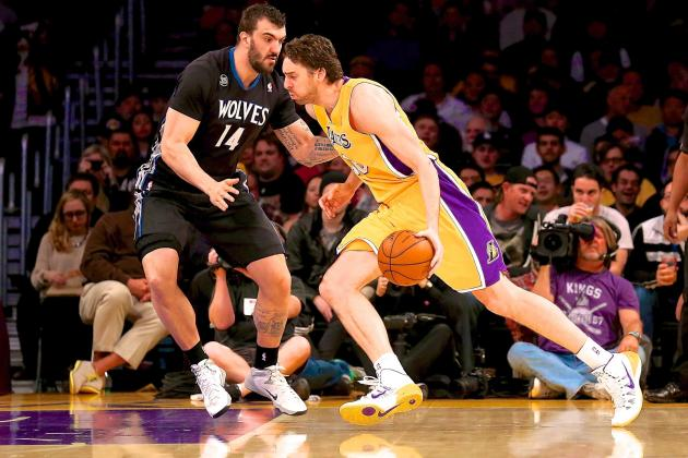 Minnesota Timberwolves vs. Los Angeles Lakers: Live Score and Analysis