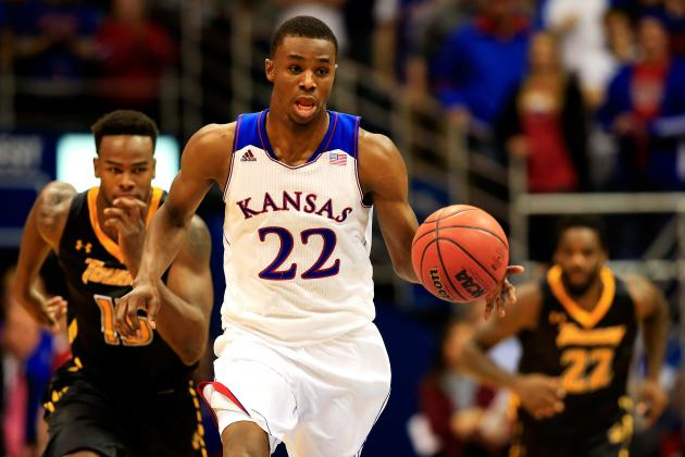 Andrew Wiggins' Biggest Challengers for Big 12 Player of Year
