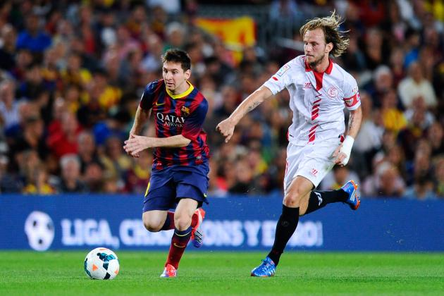 Liverpool Transfer News: Ivan Rakitic's Price Tag Should End Reds' Interest