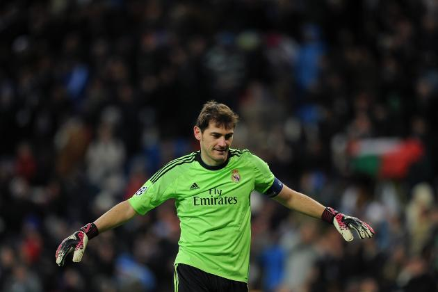 Arsenal Transfer News: Move for Iker Casillas Would Benefit Both Parties