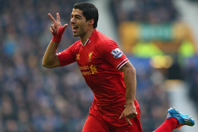 Analysing Luis Suarez's Performance vs. Cardiff City