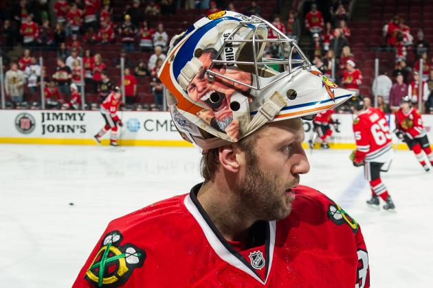 LaBarbera Looks to Add Veteran Depth to Blackhawks
