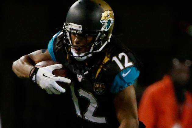 Jaguars Hope to Catch a Little Magic Against Titans