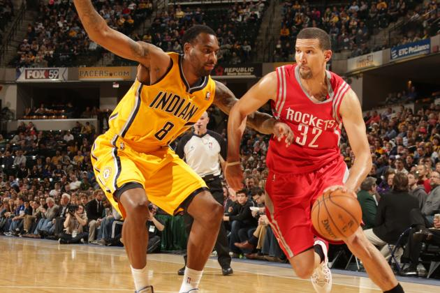 Pretender Rockets Get Schooled by Contender Pacers