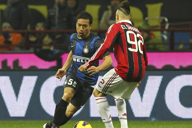 Inter Milan vs. AC Milan: Date, Time, Live Stream, TV Info and Preview