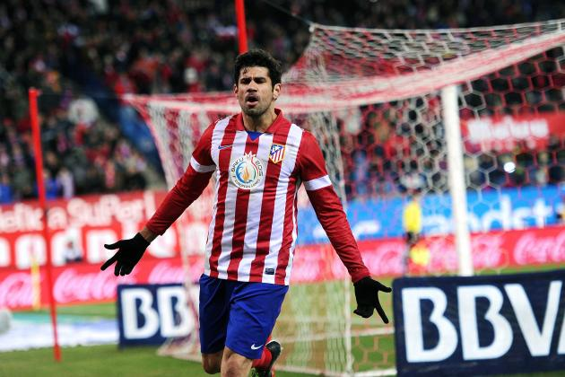 Arsenal Transfer Rumours: Gunners Right to Spend Big on Diego Costa Deal