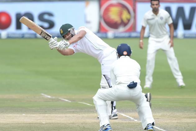 South Africa vs. India, 1st Test: Day 4 Scorecard and Report from Johannesburg