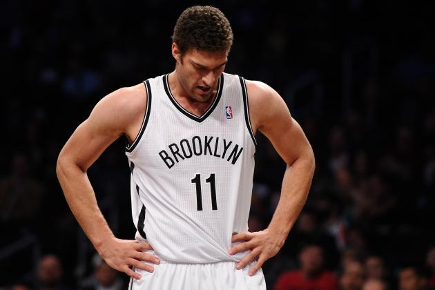 Brook Lopez Injury Puts Nail in the Coffin of Brooklyn Nets' Nightmare Season